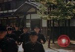 Image of student firemen Kyoto Japan, 1946, second 8 stock footage video 65675053721