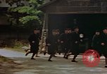 Image of student firemen Kyoto Japan, 1946, second 11 stock footage video 65675053721