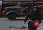 Image of firemen Kyoto Japan, 1946, second 7 stock footage video 65675053722