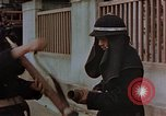 Image of firemen Kyoto Japan, 1946, second 11 stock footage video 65675053722