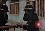 Image of firemen Kyoto Japan, 1946, second 12 stock footage video 65675053722