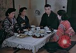 Image of Japanese family Kyoto Japan, 1946, second 2 stock footage video 65675053723