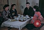Image of Japanese family Kyoto Japan, 1946, second 3 stock footage video 65675053723