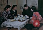 Image of Japanese family Kyoto Japan, 1946, second 6 stock footage video 65675053723
