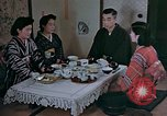 Image of Japanese family Kyoto Japan, 1946, second 7 stock footage video 65675053723