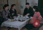 Image of Japanese family Kyoto Japan, 1946, second 8 stock footage video 65675053723