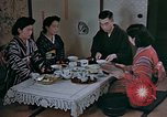 Image of Japanese family Kyoto Japan, 1946, second 10 stock footage video 65675053723