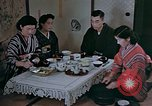 Image of Japanese family Kyoto Japan, 1946, second 16 stock footage video 65675053723