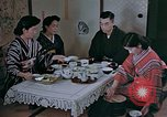 Image of Japanese family Kyoto Japan, 1946, second 19 stock footage video 65675053723
