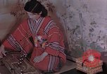 Image of Japanese woman Kyoto Japan, 1946, second 3 stock footage video 65675053725