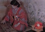 Image of Japanese woman Kyoto Japan, 1946, second 5 stock footage video 65675053725