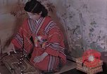 Image of Japanese woman Kyoto Japan, 1946, second 6 stock footage video 65675053725