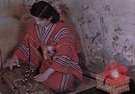 Image of Japanese woman Kyoto Japan, 1946, second 7 stock footage video 65675053725