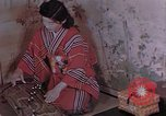 Image of Japanese woman Kyoto Japan, 1946, second 9 stock footage video 65675053725