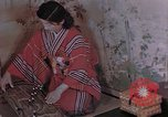 Image of Japanese woman Kyoto Japan, 1946, second 11 stock footage video 65675053725