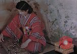 Image of Japanese woman Kyoto Japan, 1946, second 12 stock footage video 65675053725