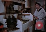 Image of Japanese woman Kyoto Japan, 1946, second 10 stock footage video 65675053726