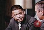 Image of Edward Brooke speaks about Richard Nixon United States USA, 1968, second 9 stock footage video 65675053761