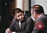 Image of Edward Brooke speaks about Richard Nixon United States USA, 1968, second 11 stock footage video 65675053761