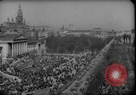 Image of Adolf Hitler speaks to Austrians at time of Anschluss Vienna Austria, 1938, second 2 stock footage video 65675053786