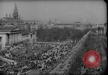 Image of Adolf Hitler speaks to Austrians at time of Anschluss Vienna Austria, 1938, second 4 stock footage video 65675053786