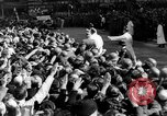 Image of Adolf Hitler speaks to Austrians at time of Anschluss Vienna Austria, 1938, second 10 stock footage video 65675053786