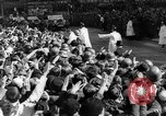 Image of Adolf Hitler speaks to Austrians at time of Anschluss Vienna Austria, 1938, second 12 stock footage video 65675053786