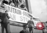 Image of Peace Campaign London England United Kingdom, 1938, second 3 stock footage video 65675053795