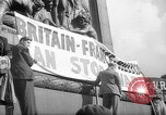Image of Peace Campaign London England United Kingdom, 1938, second 6 stock footage video 65675053795