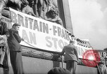 Image of Peace Campaign London England United Kingdom, 1938, second 7 stock footage video 65675053795