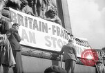 Image of Peace Campaign London England United Kingdom, 1938, second 8 stock footage video 65675053795
