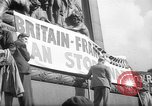 Image of Peace Campaign London England United Kingdom, 1938, second 10 stock footage video 65675053795