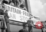 Image of Peace Campaign London England United Kingdom, 1938, second 11 stock footage video 65675053795