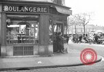 Image of bakery shop Paris France, 1938, second 1 stock footage video 65675053812