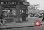 Image of bakery shop Paris France, 1938, second 4 stock footage video 65675053812