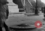 Image of Arc de Triomphe Paris France, 1939, second 11 stock footage video 65675053815