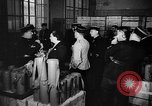 Image of gas masks Paris France, 1939, second 1 stock footage video 65675053820