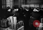 Image of gas masks Paris France, 1939, second 8 stock footage video 65675053820