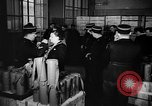 Image of gas masks Paris France, 1939, second 9 stock footage video 65675053820