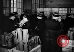 Image of gas masks Paris France, 1939, second 11 stock footage video 65675053820