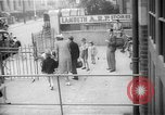 Image of gas masks depot London England United Kingdom, 1939, second 2 stock footage video 65675053822