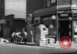 Image of fire alarm London England United Kingdom, 1939, second 8 stock footage video 65675053824
