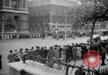Image of Crowds gather at Whitehall and Downing Streets London England United Kingdom, 1939, second 1 stock footage video 65675053829