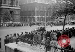 Image of Crowds gather at Whitehall and Downing Streets London England United Kingdom, 1939, second 3 stock footage video 65675053829