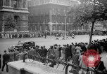 Image of Crowds gather at Whitehall and Downing Streets London England United Kingdom, 1939, second 4 stock footage video 65675053829