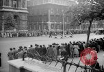 Image of Crowds gather at Whitehall and Downing Streets London England United Kingdom, 1939, second 6 stock footage video 65675053829