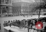 Image of Crowds gather at Whitehall and Downing Streets London England United Kingdom, 1939, second 7 stock footage video 65675053829