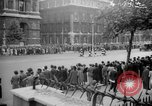 Image of Crowds gather at Whitehall and Downing Streets London England United Kingdom, 1939, second 8 stock footage video 65675053829