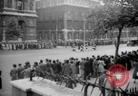 Image of Crowds gather at Whitehall and Downing Streets London England United Kingdom, 1939, second 9 stock footage video 65675053829