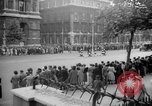 Image of Crowds gather at Whitehall and Downing Streets London England United Kingdom, 1939, second 10 stock footage video 65675053829